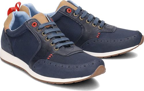 Gioseppo Gioseppo - Sneakersy Męskie - 43517 NAVY 42