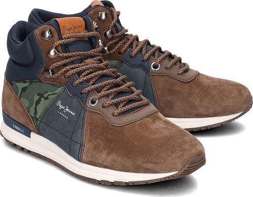 Pepe Jeans Pepe Jeans Tinker Pro-Boot - Sneakersy Męskie - PMS30490 884 41
