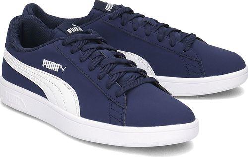 Puma Puma Smash v2 Buck - Sneakersy Męskie - 365160 09 44