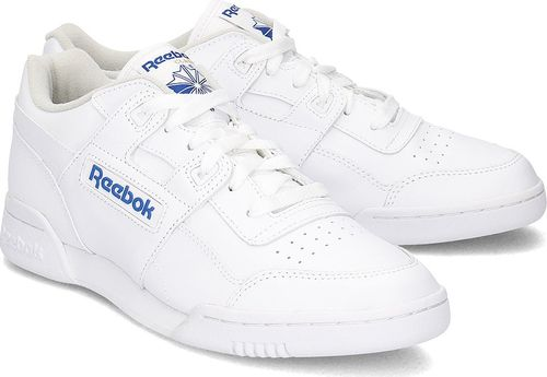 Reebok Reebok Classic Workout Plus - Sneakersy Męskie - 2759 45