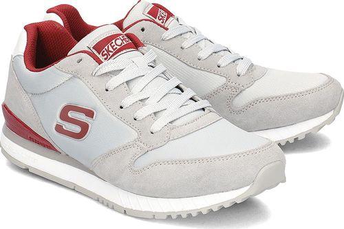 Skechers Skechers Sunlite Waltan - Sneakersy Męskie - 52384/GRY 41