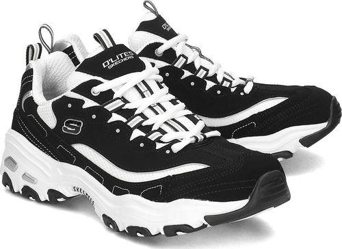 Skechers Skechers D Lites - Sneakersy Męskie - 52675/BKW 40