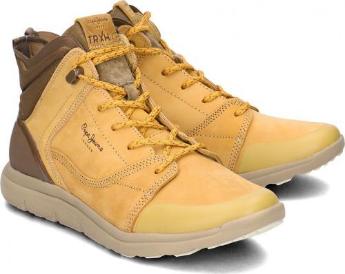Pepe Jeans Buty męskie Hike Lite brązowe r. 45 (PMS30476 097)