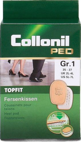 COLLONIL Collonil Wkładki Pod Pięty Topfit 38/40