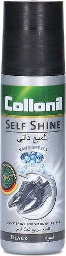 COLLONIL Collonil - Czarna Emulsja Do Butów Nano Self Shine 100 ml Uni