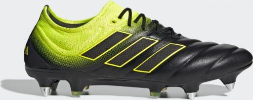 Adidas Buty piłkarskie Copa 19.1 SG F35847 czarne r. 46