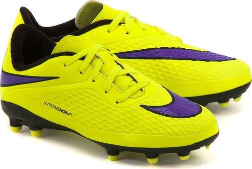 Nike Nike JR Hypervenom Phelon FG - Sportowe Dziecięce - 599062 758 36,5