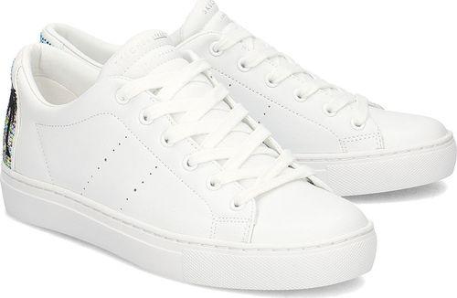 Skechers Buty damskei Sunset Walks białe r. 40 (73545-WHT)