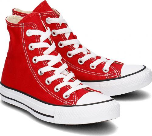 Converse Trampki unisex Chuck Taylor All Star Hi M9621C czerwone r. 37