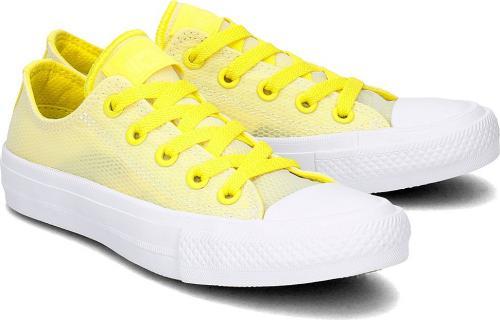 Converse Trampki damskie Chuck Taylor All Star II OX 155432C biało-żółte r. 36