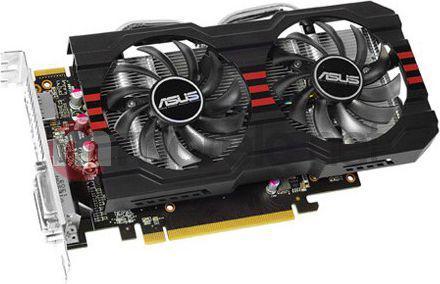 Karta graficzna Asus Radeon HD 7790, 1GB DDR5 (128 Bit), HDMI, DP, BOX (HD7790-DC2OC-1GD5)