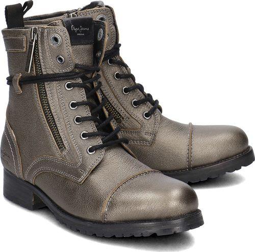 Pepe Jeans Buty damskie Melting Metal brązowe r. 38 (PLS50351-952)