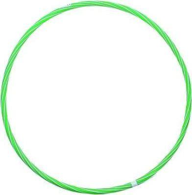 Akson Hula Hop dla dzieci kręcony fi.80 zielony uniw