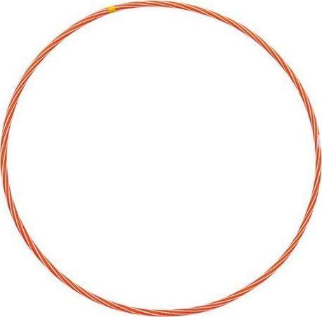Akson Hula Hop dla dzieci kręcony fi 60 zabawka czerwony uniw