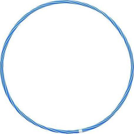 Akson Hula Hop dla dzieci kręcony fi. 80 niebieski  uniw