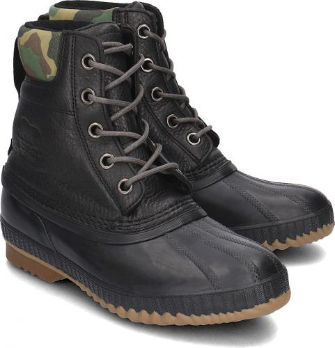 2f910de0e1007f sorel Buty męskie Cheyanne II Premium Camo NM2339-010 czarne r. 41