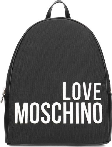 73b28dd1c54d4 Love Moschino Love Moschino Canvas Embroidery - Plecak Damski -  JC4114PP17LO0000 Uni