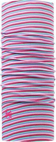 Buff Stripes - Wielokolorowa Poliestrowa Chusta Dziecięca - 108946.00 Uni
