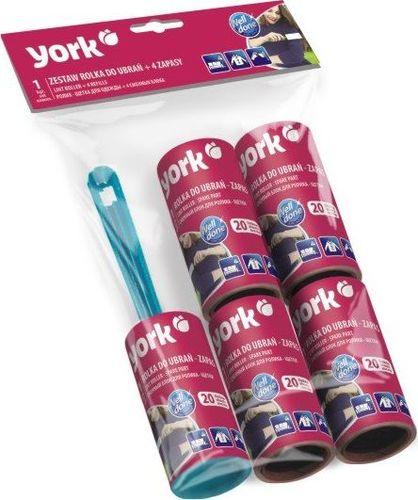 York YORK pūkų valiklis