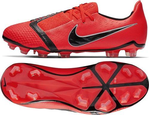 Nike Buty NIke JR Phantom Venom Elite FG AO0401 600 AO0401 600 czerwony 38
