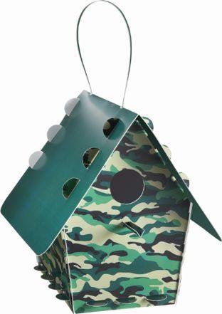 Tweet Tweet Home Budka lęgowa dla ptaszków, Domek  dla ptaków TT 16 uniw