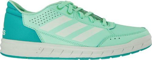 Adidas Buty dziecięce Altas Sport zielone r. 36 (B37966)