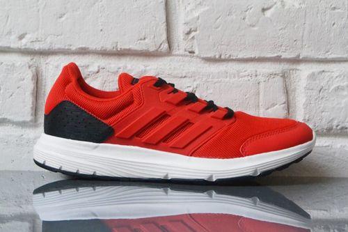Adidas Buty męskie Galaxy 4 czerwone r. 44 2/3 (F36160)