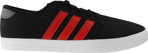 Adidas Buty męskie Vs Skate czarno-czerwone r. 44 2/3 (B74538)