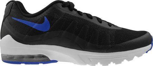 Nike Buty męskie Air Max Invigor czarno-niebieskie r. 42 (749680-002)