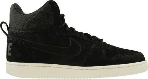 Nike Buty męskie Court Borough Mid Prem czarne r. 40 (844884 007)