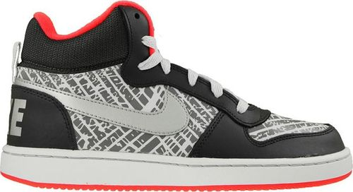 Nike Buty dziecięce Air Force 1 High Lv8 Gs czarne r. 37.5 (807617 002)