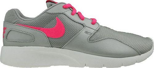 Nike Buty dziecięce Kaishi Gs szaro-różowe r. 35 1/2 (705492-006)