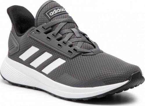 Adidas Buty męskie Duramo 9 szare r. 44 2/3 (F34491)