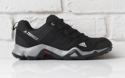 Adidas Buty damskie Terrex Ax2r K czarne r. 39 1/3