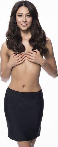 Julimex Julimex półhalka soft & smooth czarny XL
