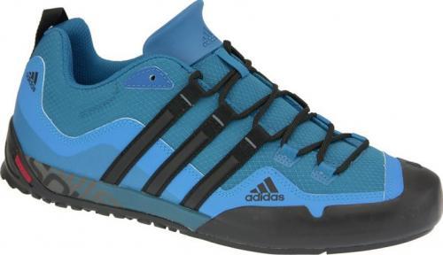 Adidas Buty męskie Terrex Swift Solo niebieskie r. 48 (D67033)