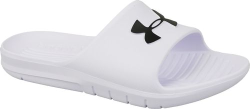 Under Armour Under Armour Core PTH Slides 3021286-100 białe 40