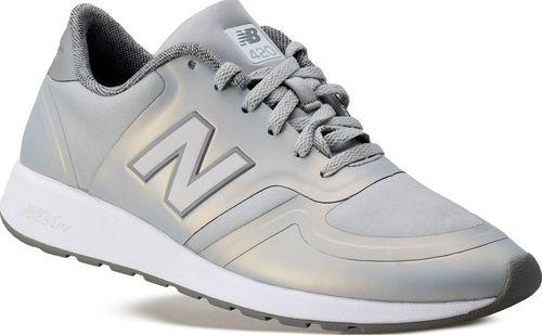 New Balance Buty damskie WRL420LB srebrno-białe r. 35