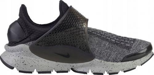 Nike Buty męskie Sock Dart SE Premium czarne r. 38.5 (859553-001)