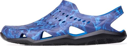 Crocs Klapki męskie Swiftwater Wave Graphic M r. 43-44 (204524-49S)