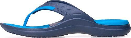 Crocs Klapki, japonki Crocs Modi Sport Flip Navy/Ocean 202636-49T 39-40