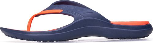 Crocs Klapki Japonki Crocs Modi Sport Flip Navy /Tangerine 202636-4V9 38-39