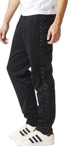 Adidas Spodnie męskie Regista Tech Pant Black r. S (AJ7304)