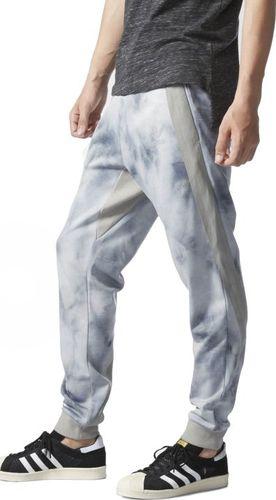 Adidas Spodnie męskie Noize Track Sweat Pants AY9285 szare r. S
