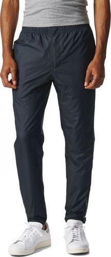 Adidas Spodnie męskie Originals Essentials Wind Pants AY8363 szare r. XXL