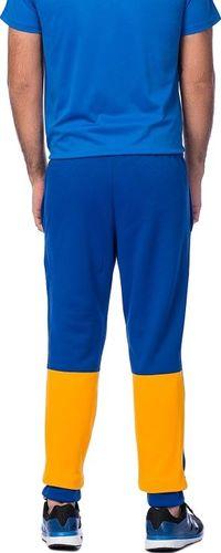 Adidas Spodnie męskie Golden State Warriors AX7632 niebieskie r. S