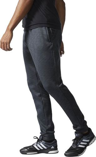 105495090 Adidas Spodnie męskie Winter Climaheat Long Training Pants szare r. M  (AA1445)