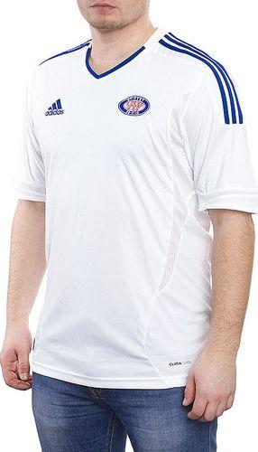 Adidas Koszulka męska VIF biała r. M (U37897)