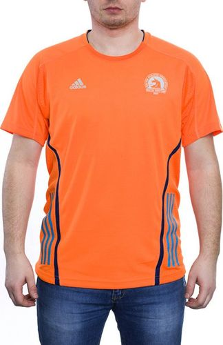 Adidas Koszulka męska SN SS M pomarańczowa r. S (D87158)