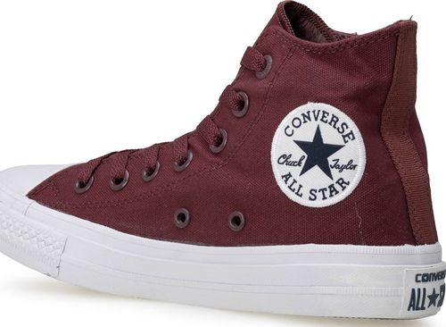 Converse Buty damskie Chuck Taylor Spec Hi bordowe r. 39 (150144V)